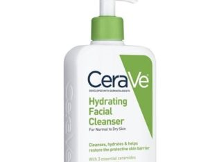 Crave Hydrating Face Cleanser.