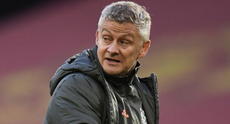 EPL: Solskjaer reveals Man United player to miss first three fixtures of new season