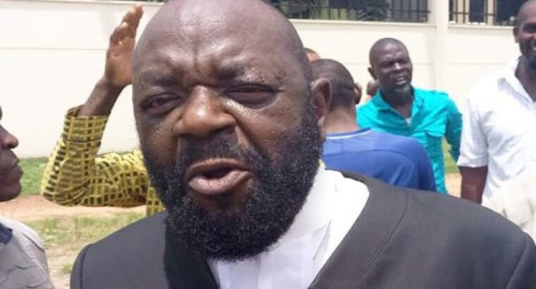 Nnamdi Kanu's trial not secret, IPOB, other supporters can appear in court Monday – Lawyer