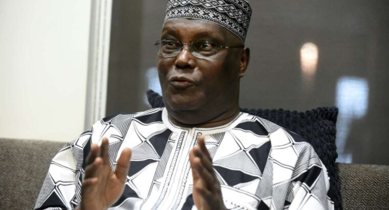 Give PDP another chance in 2023 – Atiku begs Nigerians