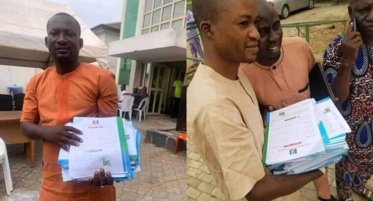 APC ward congress: Group accuses Oyetola, state chairman of shielding national officials