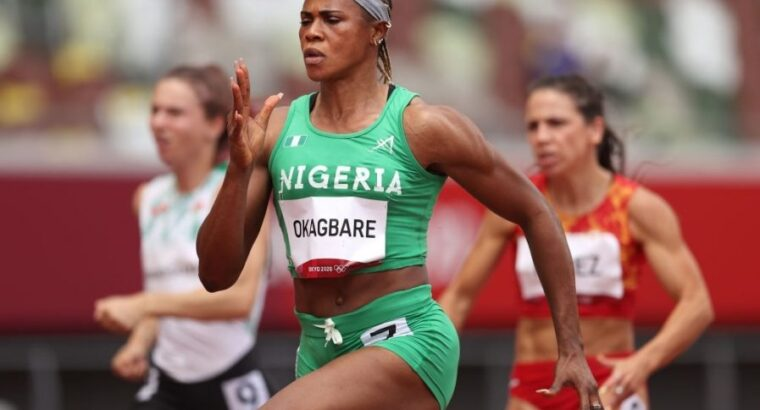 Tokyo Olympics: Two Nigerian athletes qualify for 100m semifinals