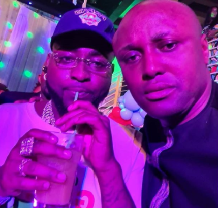 Isreal DMW Publicly Begs Davido For His Job Back