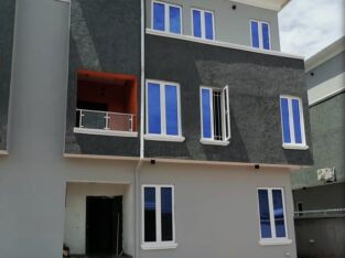 Newly Built Fully Serviced 24hrs Light 3units of 2bedrooms Penthouse apartments For Rent at Ikate Elegushi Lekki
