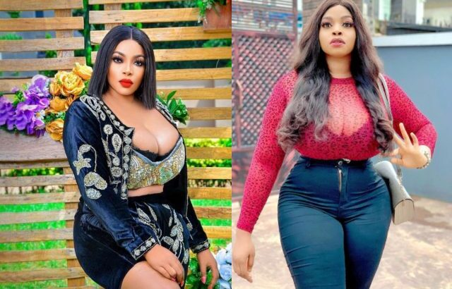 Actress Georgina Ibeh Opens Up About Her Relationship