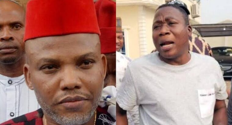 Tension as Kanu, Igboho know fate Monday, supporters vow to shutdown courts