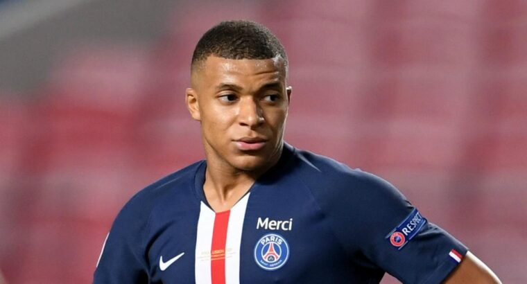 Mbappe reveals club he wants to win Champions League with