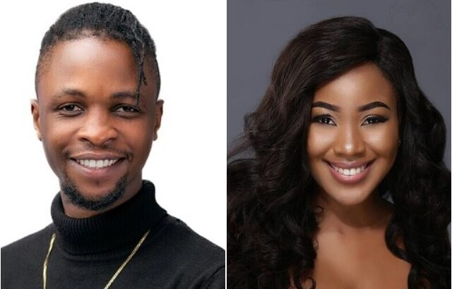 Erica and Laycon Finally Make Peace (VIDEO)