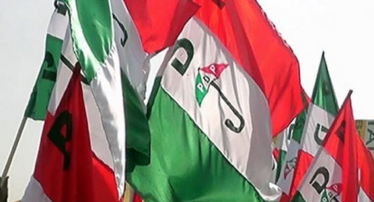 2023: Get your PVC, rescue Nigeria from APC maladministration – PDP Govs to Nigerians