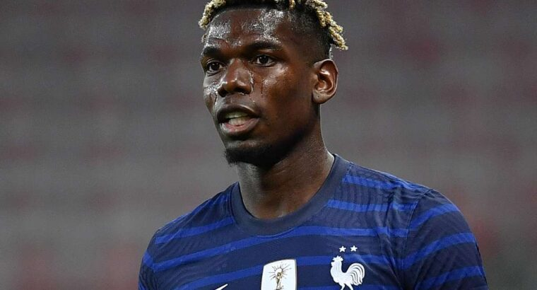EPL: Pogba delaying Man Utd from signing new players