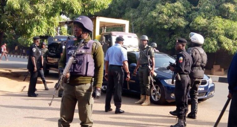 Police arrest two suspected kidnappers in Delta, recover arms, ammunition