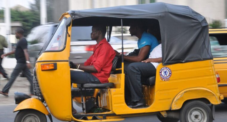 Lagos LG election: Tricycle operators defy movement restriction