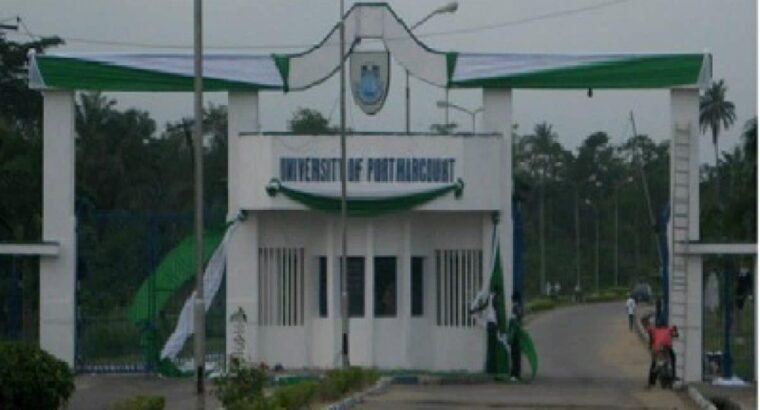 UNIPORT Deputy Vice Chancellor, Prof. Andrew Efemini dies two days after appointment