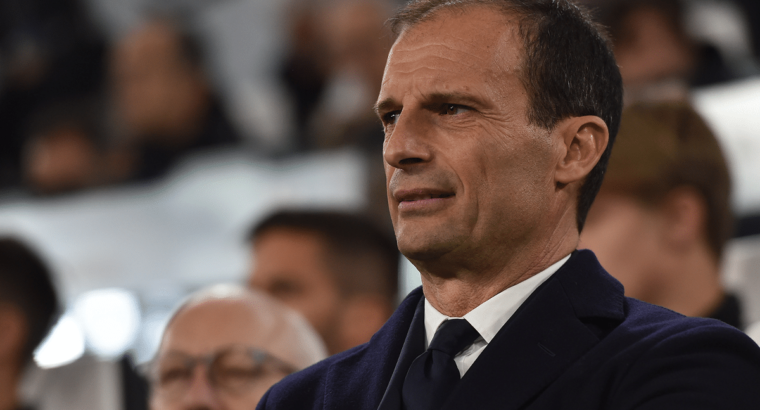 Allegri reveals why he snubbed Real Madrid for Juventus