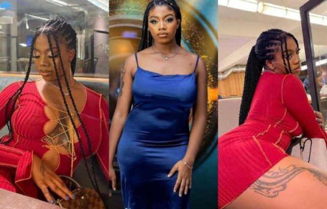#BBNAIJA: Angel Revealed She Lied To Get Into The House