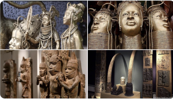 Germany To Return Over 7,000 Artifacts They Stolen From Nigeria