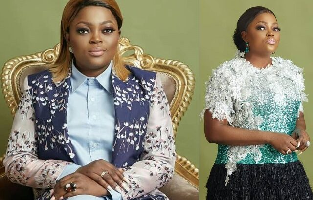Funke Akindele Reveals How She Was Domestically Abused In Her First Marriage