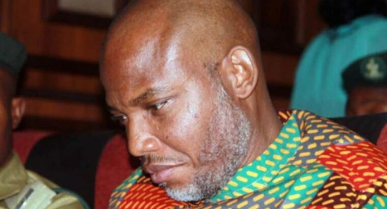 Nnamdi Kanu: British govt worked with those who kidnapped IPOB leader in Kenya – Lawyer