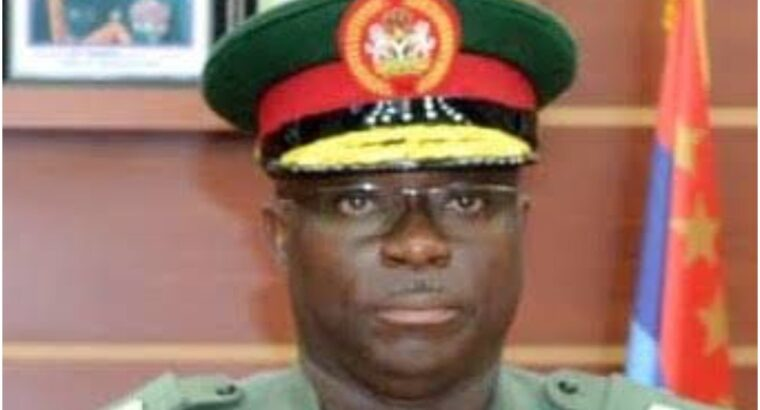 NIPR fumes over appointment of new military spokesperson, General Sawyer