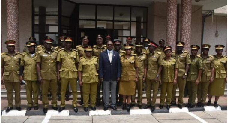 Go out, crush all drug cartels – Marwa charges newly-promoted NDLEA personnel