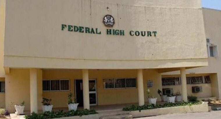 Federal High Court begins annual vacation