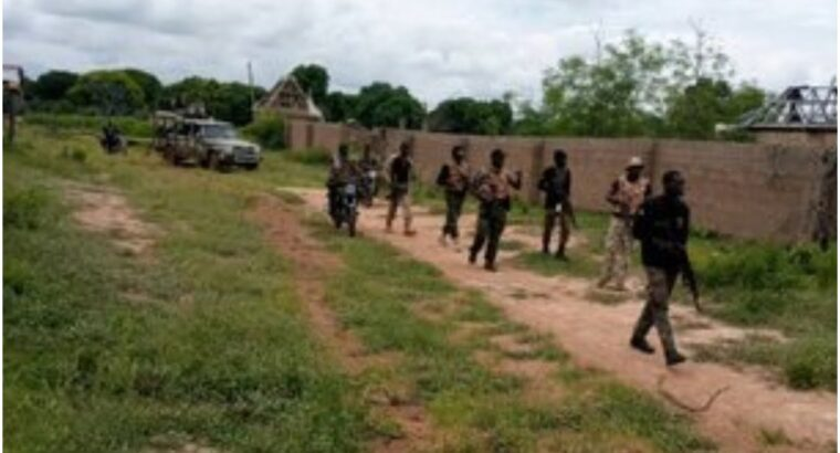 14 bandits attempting to abduct pregnant woman gunned down in Sokoto