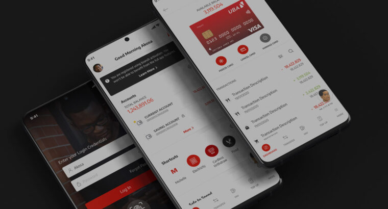 Here's all you need to know about the new UBA mobile app