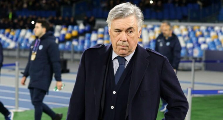 Ancelotti puts Real Madrid squad up for sale, excludes five players