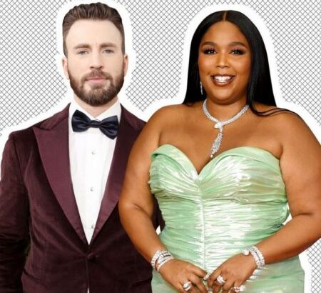 Chris Evans Reacts To Lizzo Being Pregnant With His Baby