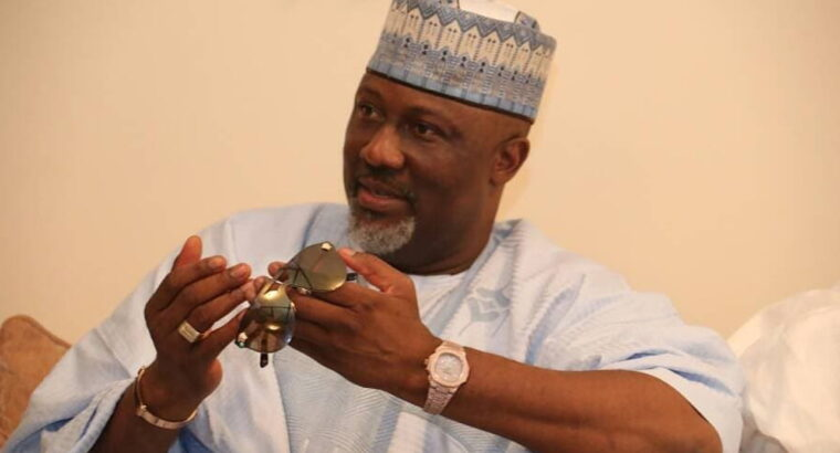 Post my pictures with Hushpuppi – Dino Melaye