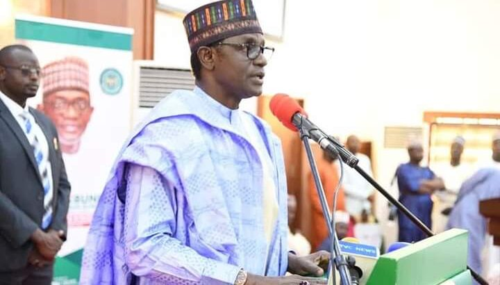 Buni charges APC stakeholders to prioritize party above personal interests