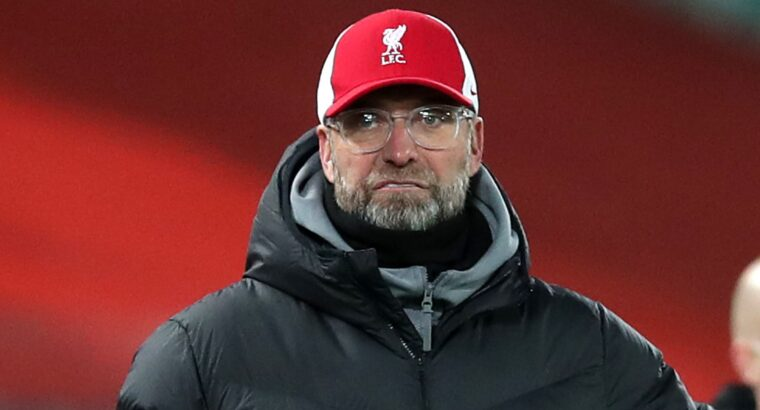 Klopp sends six Liverpool players out of pre-season camp