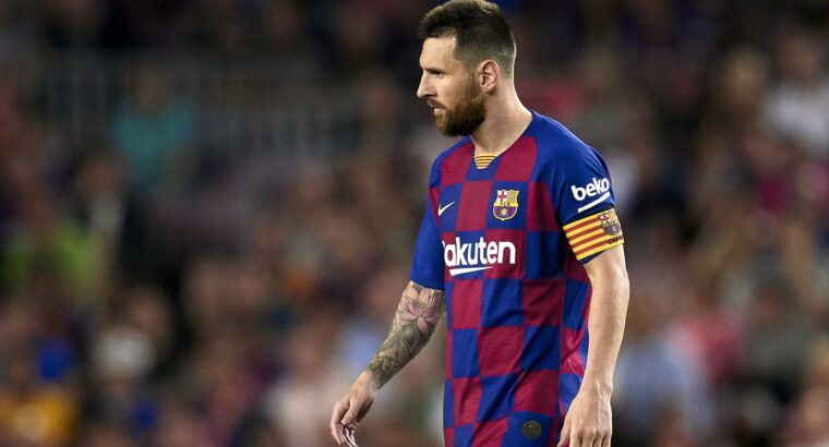 LaLiga approved Barcelona's new contract for Lionel Messi before player's exit
