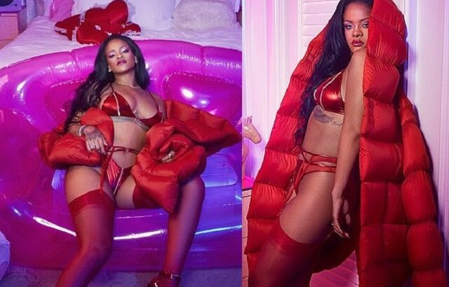 Forbes Name Rihanna The Richest Female Musician In The World