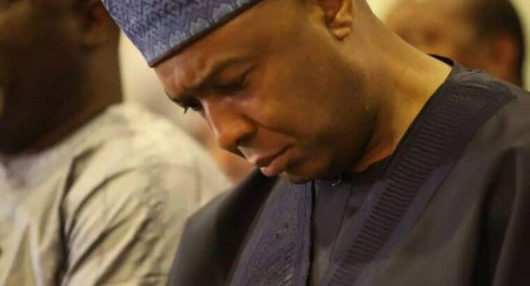 Bulus Maina: Unwrapping July 31st: The 'Gbas Gbos' Between Saraki and EFCC