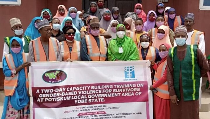 Expose those behind gender-based violence – Yobe residents charged