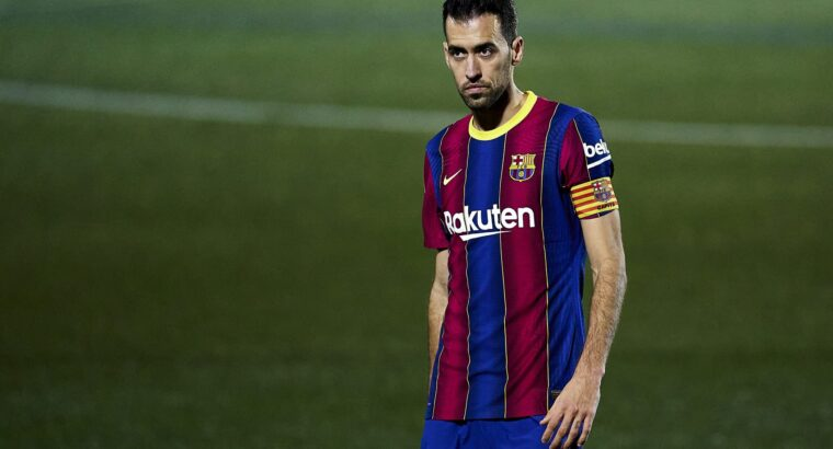Lionel Messi: I'm still trying to assimilate everything – Barcelona's Busquets