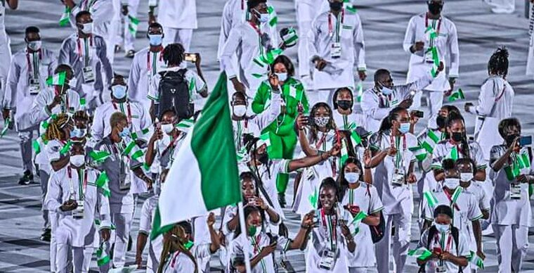 Tokyo Olympics: Nigerian gold medalists to receive $15,000
