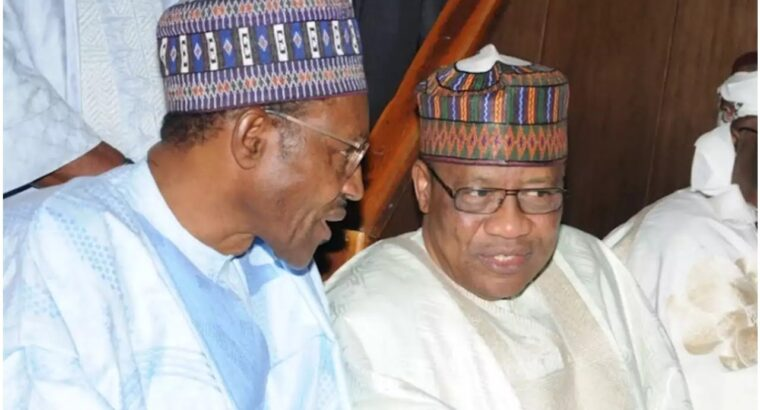 IBB opens up on relationship with Buhari