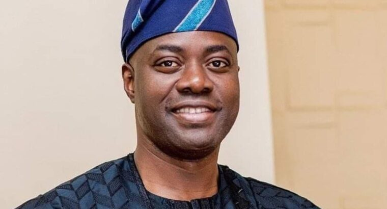 Oyo Assembly confirms appointment of Makinde commissioner-designates