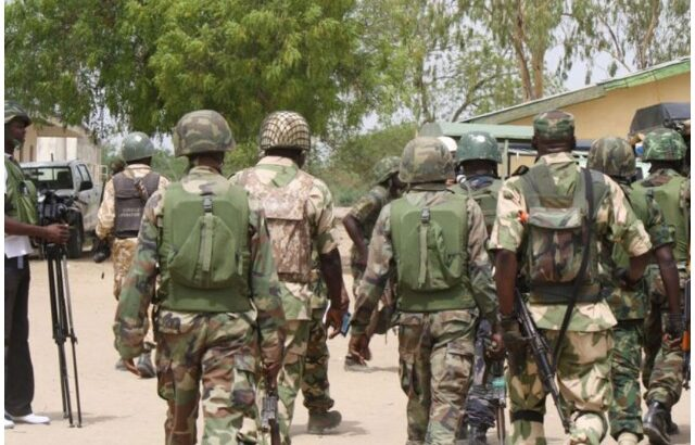 Soldier Stabs Tailor For Not Ignoring Him