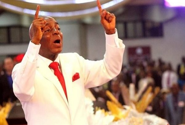 Bishop Oyedepo Tells Married Couples What Will Happen To Sex-Starved Marriage