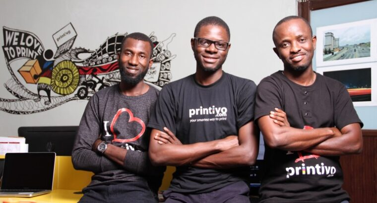 Oluyomi Ojo steps down as Printivo CEO after 7 years in office