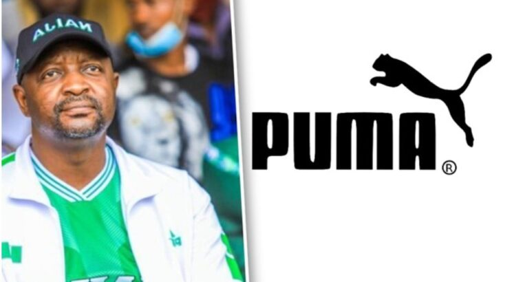 Tokyo Olympics: PUMA to sue Nigeria after terminating $2.67m contract