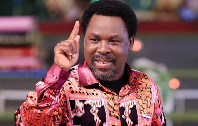 """""""TB Joshua Was Killed"""" Bishop Sam Owusu Claims To Know Does Responsible (VIDEO)"""